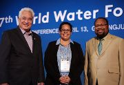 Pacific progresses partnerships for water and sanitation at the 7th World Water Forum