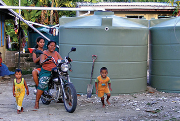 Water and sanitation a critical development issue for the Pacific