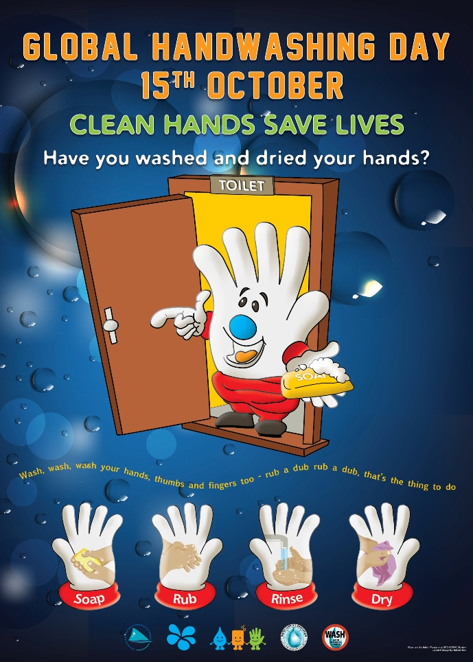 SPC Water, Sanitation and Hygiene : Global Handwashing Day