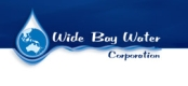 wide bay water logo