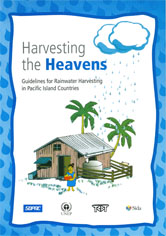 Spc water sanitation and hygiene rainwater harvesting guidelines for rainwater harvesting in pacific island countries the guidelines are for people who are interested in building or maintaining a rainwater altavistaventures Gallery